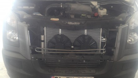 Minibüs Tavan Klima Çalışmalarımız